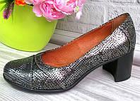 Молодежные кожаные туфли. Обувь от производителя., фото 1