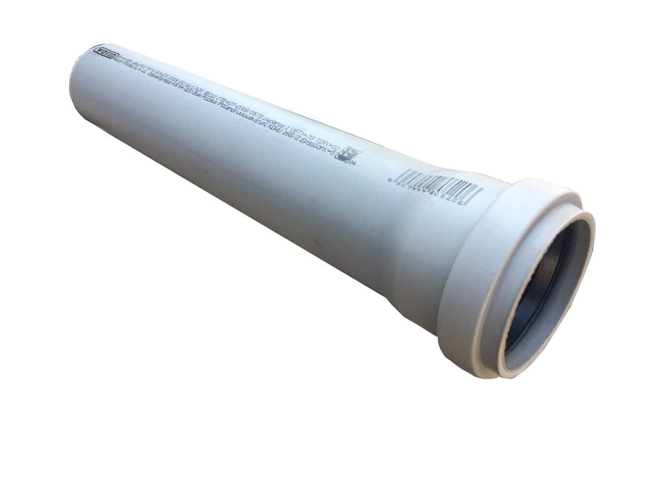 Труба для внутренней канализации 50*0.5 wavin