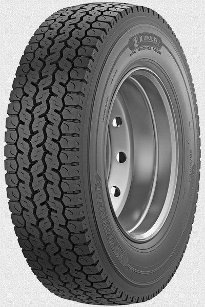 Шина 215/75 R 17.5 MICHELIN 126/124M X MULTI D