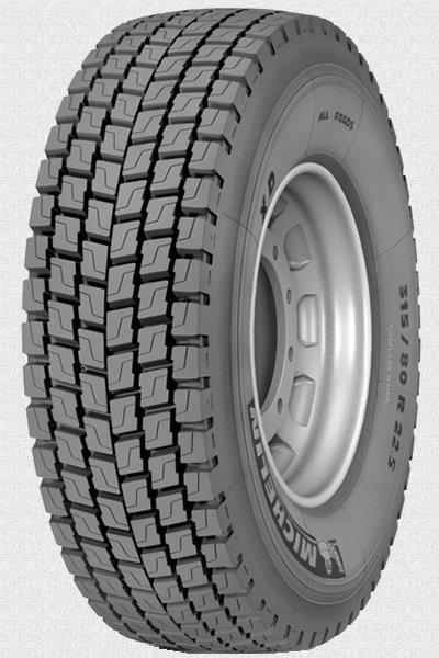 Шина 315/80 R 22.5 MICHELIN 156/150L XD ALL ROADS