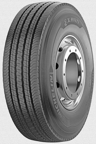 Шина 385/55 R 22.5 MICHELIN 160K X MULTI F