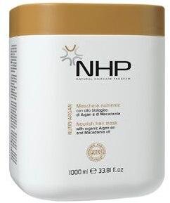 Питательная восстанавливающая маска NHP NUTRI ARGAN для волос