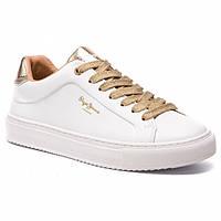 Сникерcы Pepe Jeans Adams Premium PLS30853 White 800, фото 1