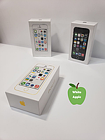 IPhone 5s 32 GB •New• Silver •••Гарантия Год