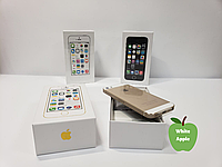 iPhone 5s 32 GB •New•  Gold Гарантия 1 Год