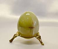 Яйцо из оникса натуральный камень