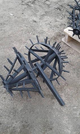 Єжи ротаційні для прополки, фото 2