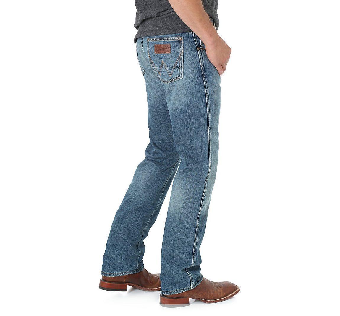 Джинсы мужские Wrangler Slim Fit Rocky Top
