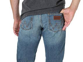 Джинсы мужские Wrangler Slim Fit Rocky Top, фото 3