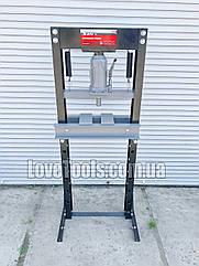 Пресс гидравлический, 20 т, 750 х 650 х 1510 мм (комплект из 2 частей) MTX