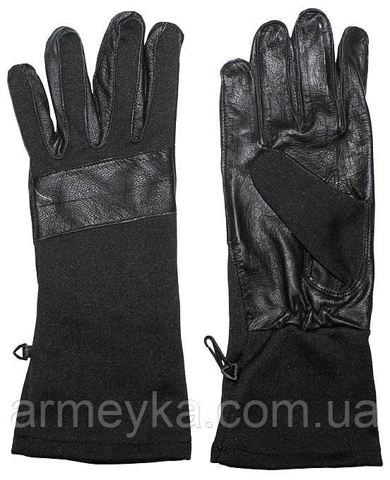 Боевые перчатки BW, черные