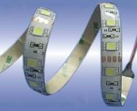 Светодиодная лента 5050 влагозащита IP65 60 светодиодов на 1м БЕЛЫЙ ХОЛОДНЫЙ