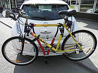 Крепление для велосипеда на фаркоп авто (для 2х велосипедов) Кенгуру, фото 1