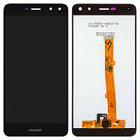 Дисплей LCD Huawei Y5 (2017) + touch Black
