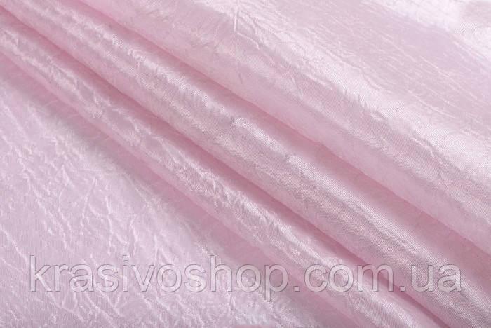 Жатка однотонная Светло розовый