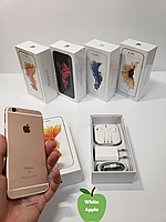 •NEW iPhone 6s 32GB Rose Gold  ГОД ГАРАНТИЯ•