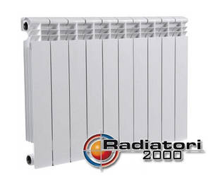 Біметалічний радіатор Radiatori Xtreme 500/100