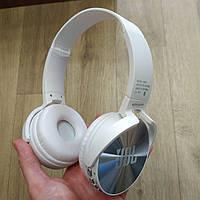 Накладные беспроводные наушники JBL by Harman 450 bt Wireless 4.2 белые