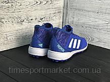 Сороконожки Adidas Predator с носком (реплика), фото 3