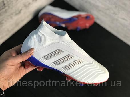 Бутсы Adidas Predator 18+FG (реплика), фото 2