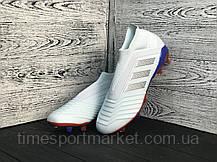 Бутсы Adidas Predator 18+FG (реплика), фото 3