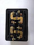 Кнопка наружная в корпусе пуск-стоп ST569-1, фото 2
