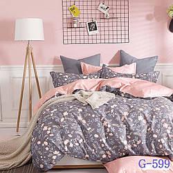Комплект двуспального постельного белья Сюзанна