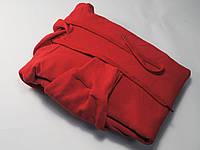 Классическое мужское худи с капюшоном Красное размер S 62-208-40