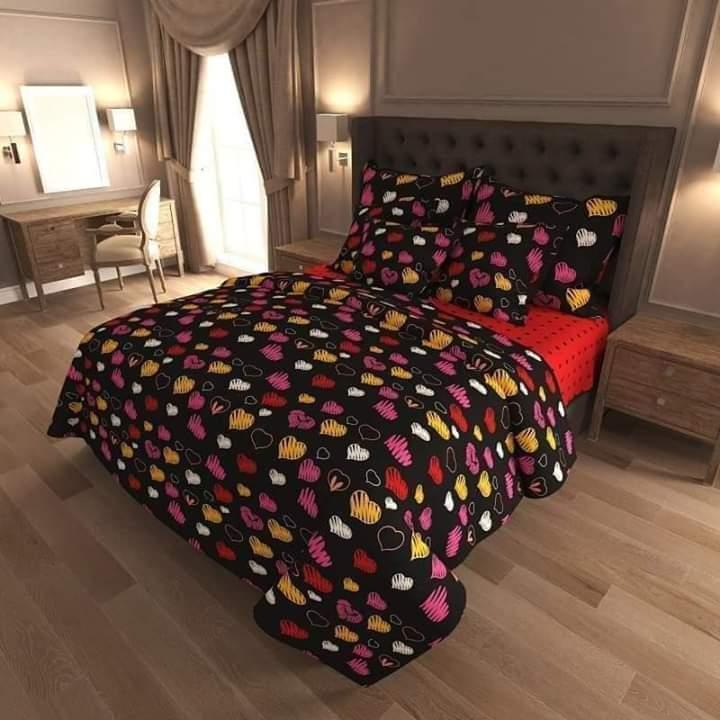 Комплект двуспального постельного белья Амстердам