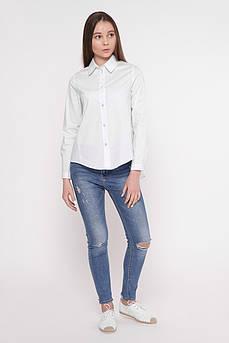Рубашка женская Татьяна Филатова модель 241 белая
