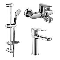 Набор смесителей для ванны Volle Fiesta 1515112161