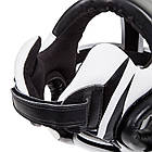 Шлем Venum Challenger 2.0 Headgear hook & loop Black Ice, фото 6