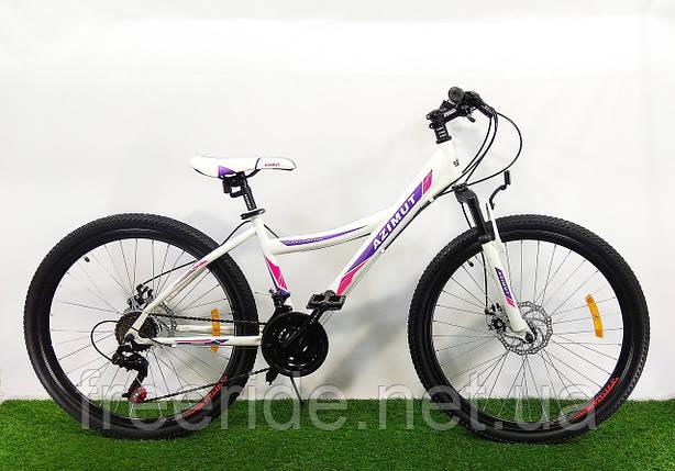 Подростковый Велосипед Azimut Navigator 24 GD, фото 2