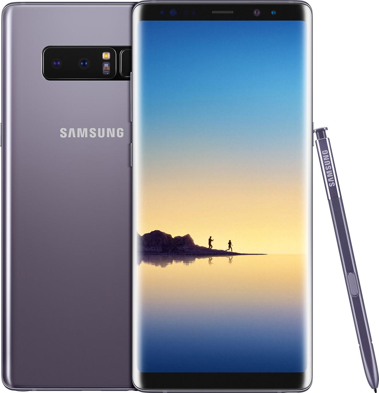 Смартфон Samsung Galaxy Note 8 6/64GB Orchid Grey