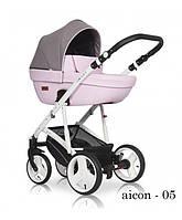 Детская универсальная коляска 2 в 1 Riko Aicon - 05