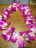 Гавайские бусы на шею № 11, фото 7