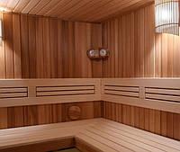Строительство саун из канадского кедра