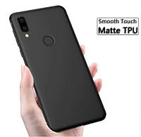 Силиконовый TPU чехол JOY для Meizu Note 9