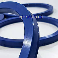 Манжета полиуретановая PU 12х4х5 Blue