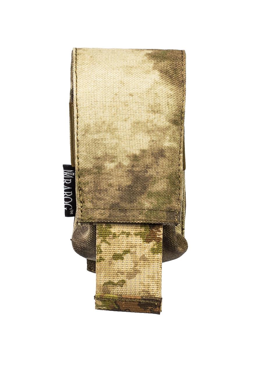 Подсумок гранатный одинарный A-Tacs AU