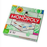 Монополия классическая со скоростным кубиком