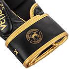 Перчатки ММА Sparring Venum Challenger 3.0 Black/Gold, фото 5