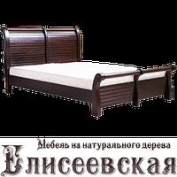 Кровати из натурального дерева ТМ Елисеевская Мебель