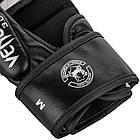 Перчатки ММА Sparring Venum Challenger 3.0 White/Black, фото 5