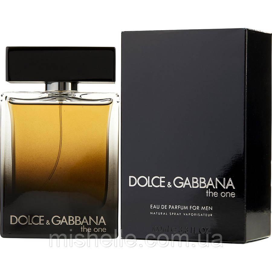 Парфюм  Dolce&Gabbana The One For Men Eau de Parfum (Дольче Габанна зе ван парфюм)