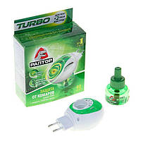 Комплект РАПТОР прибор TURBO + жидкость TURBO 40 ночей