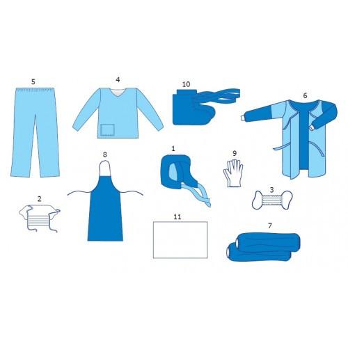 Комплект одежды противоэпидемический №1