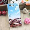 "SONY Z3 mini compact D5803 XPERIA чехол панель бампер накладка для телефона с рисунком принтом ""MOJO"", фото 5"