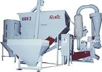 Комбикормовые установки Оборудование для производства комбикормов ОВК-2