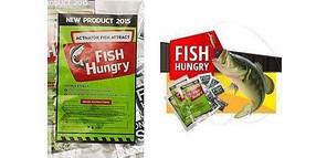 Fish Hungry - ( 5 пак.) Активатор клювання-приманка (Фіш Хангри)
